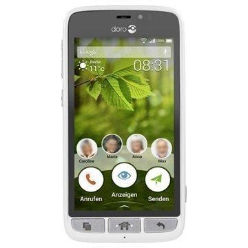 Doro 8031 8GB Valkoinen