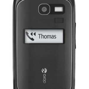 Doro Phone Easy 615 Black