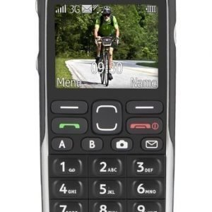 Doro PhoneEasy 520X Black