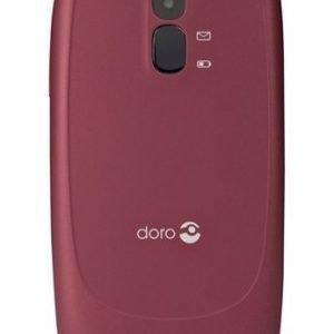 Doro PhoneEasy 608 Red White