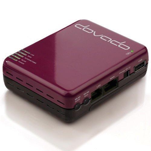 Dovado Go 4G/3G Mobil trådlös router