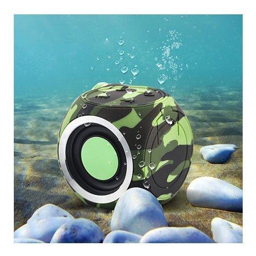 Dt-B660 Bluetooth Vesitiivis Kaiutin Maastoväri