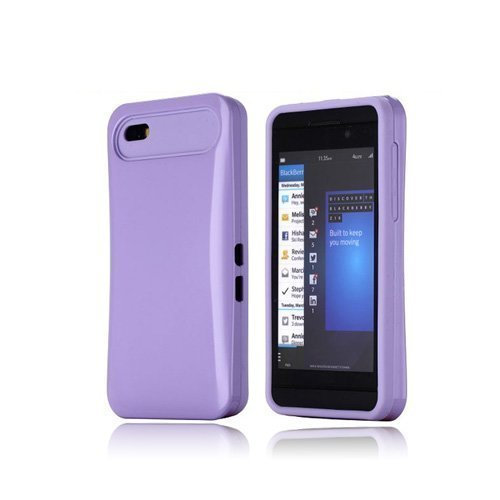 Duo-Safe Violetti Blackberry Z10 Kotelo