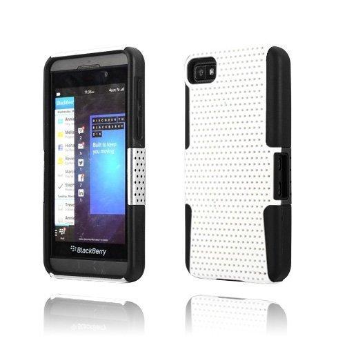 Duoprotect Valkoinen Blackberry Z10 Kotelo
