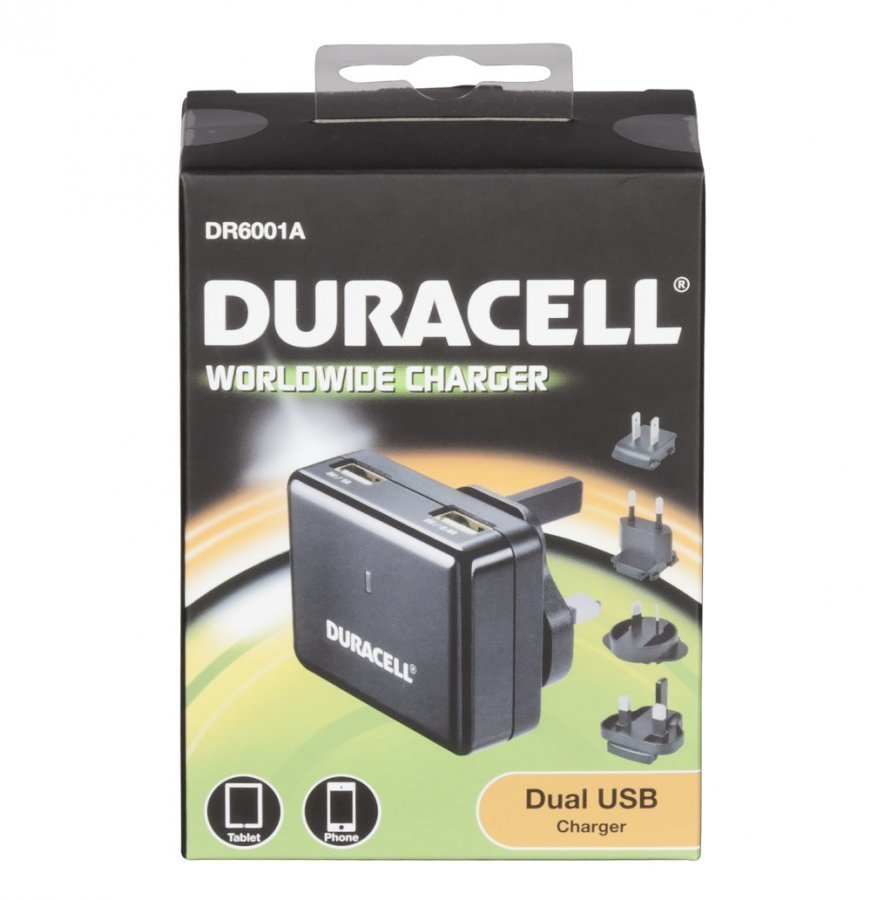 Duracell Travel 2