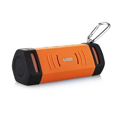 Earson Ner-160 Mammoth Vedenpitävä Bluetooth Kaiutin Oranssi