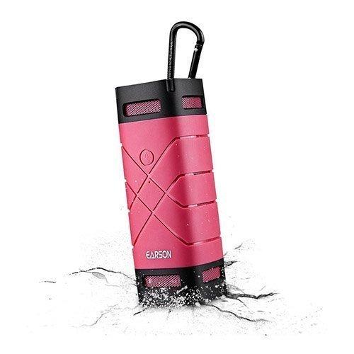 Earson Ner-163 Bluetooth Kaiutin Kuuma Pinkki