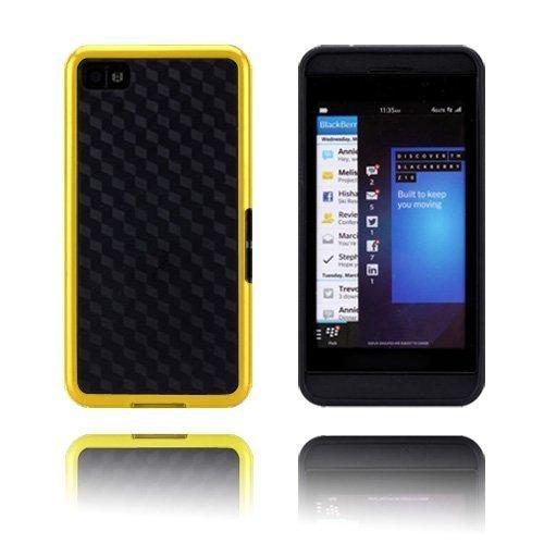 Edge Keltainen Blackberry Z10 Kotelo