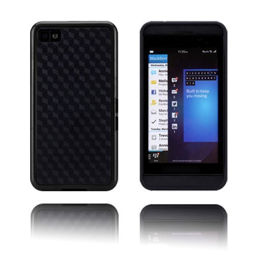 Edge Musta Blackberry Z10 Kotelo