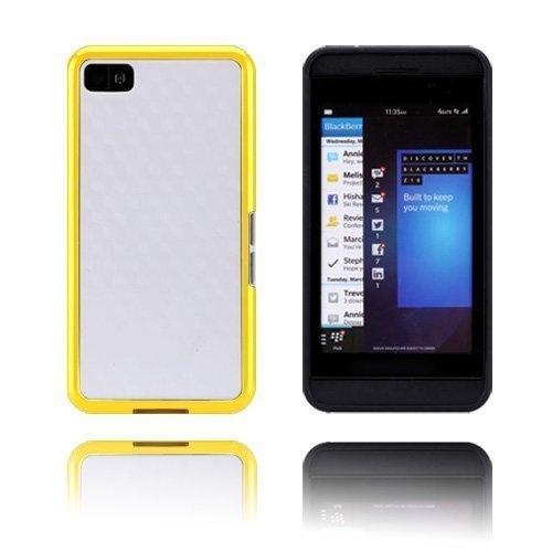 Edgevalkoinen Keltainen Blackberry Z10 Kotelo
