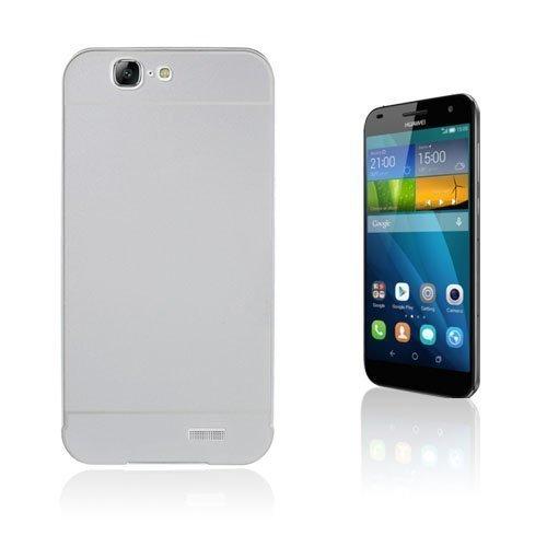 Egeland Huawei Ascend G7 Metalli Suojus Hopea