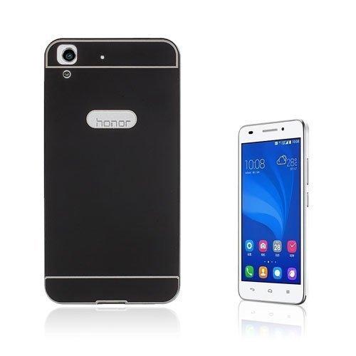 Egeland Huawei Honor Y6 Suojus Musta