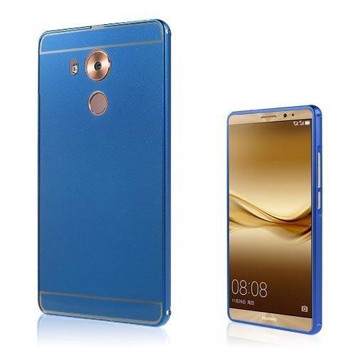 Egeland Huawei Mate 8 Alumiini Seos Kuori Tummansininen