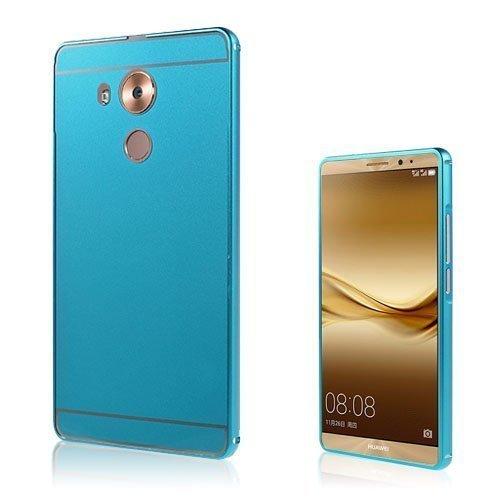 Egeland Huawei Mate 8 Alumiini Seos Kuori Vaaleansininen