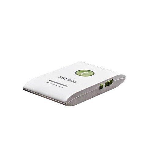 Egtong 63 Bluetooth Multipoint Kaiutinpuhelin Valkoinen