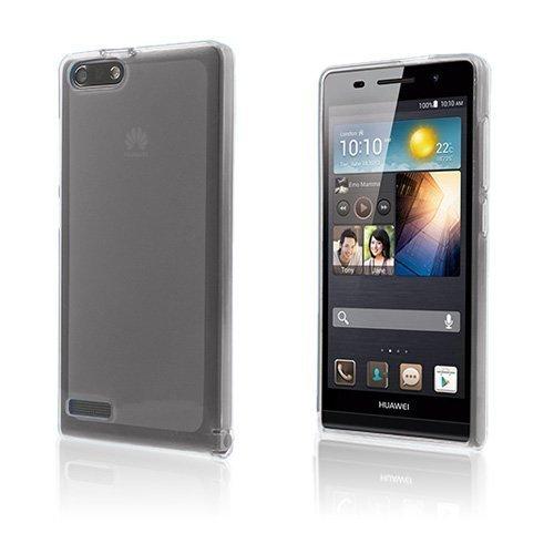 Ekman Läpinäkyvä Huawei Ascend G6 Suojakuori