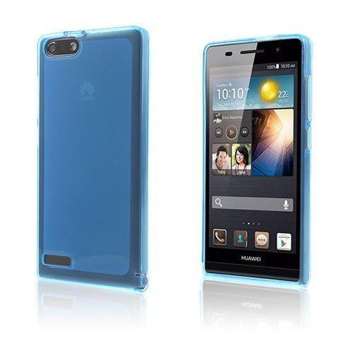Ekman Sininen Huawei Ascend G6 Suojakuori