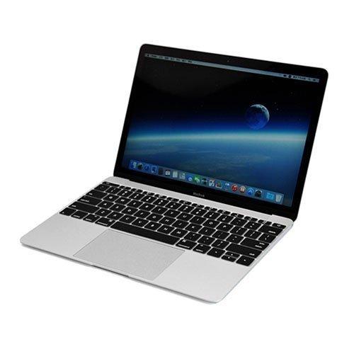 Enkay Macbook 12-Inch 2015 Retina Display Silicone Keyboard Film Musta