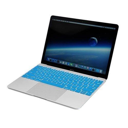 Enkay Macbook 12-Inch 2015 Retina Display Silicone Keyboard Film Sininen