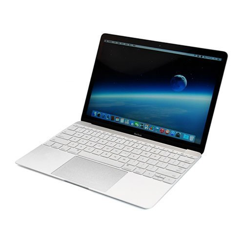 Enkay Macbook 12-Inch 2015 Retina Display Silicone Keyboard Film Valkoinen
