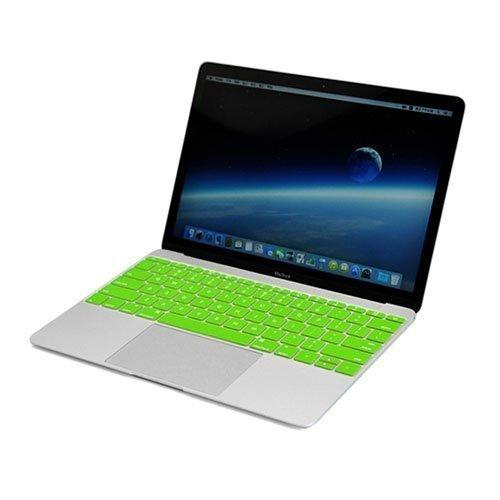 Enkay Macbook 12-Inch 2015 Retina Display Silicone Keyboard Film Vihreä