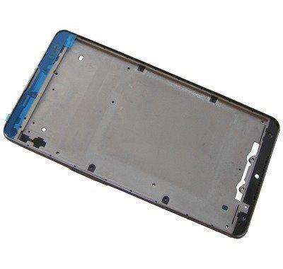 Etu kehys LG D605 Optimus L9 II musta