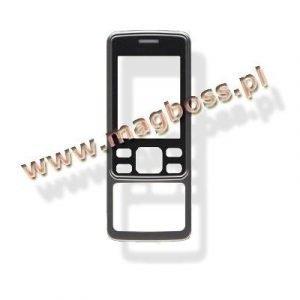 Etukansi Nokia 6300 silver