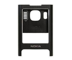 Etukansi Nokia 6500c musta Alkuperäinen