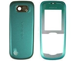 Etupaneeli + Akku kansi Nokia 2600c green Alkuperäinen