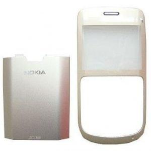 Etupaneeli + Akkukansi / Takakansi Nokia C3-00 gold