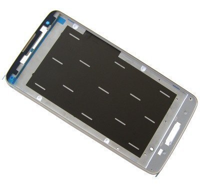 Etupaneeli LG D682 G Pro Lite/ D686 G Pro Lite Dual valkoinen