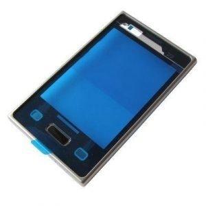 Etupaneeli LG E400 Optimus L3 valkoinen