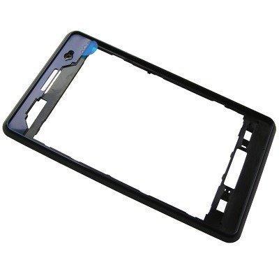 Etupaneeli LG E430 Optimus L3 II musta