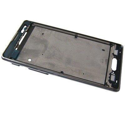 Etupaneeli LG E460 Optimus L5 II musta