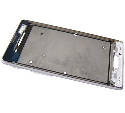 Etupaneeli LG E460 Optimus L5 II valkoinen