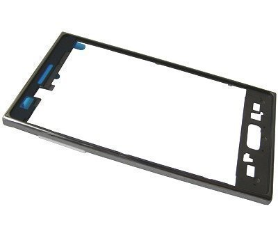 Etupaneeli LG E610 Optimus L5 valkoinen
