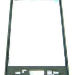 Etupaneeli LG E610 OptimusL5 musta
