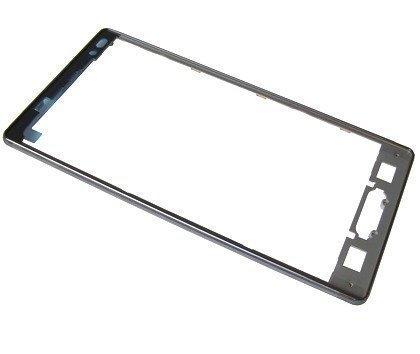Etupaneeli LG P760 Optimus L9 musta