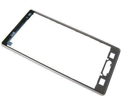Etupaneeli LG P760 Optimus L9 valkoinen