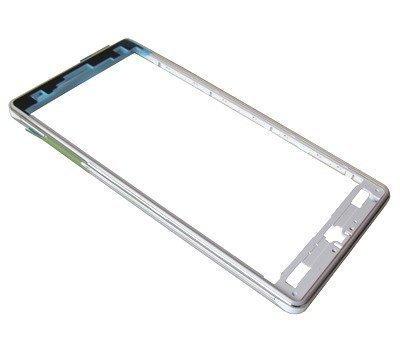 Etupaneeli LG P880 Optimus 4X HD valkoinen