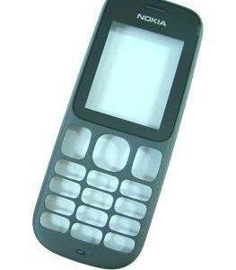 Etupaneeli Nokia 100 Phantom musta
