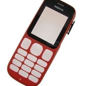 Etupaneeli Nokia 101 coral red