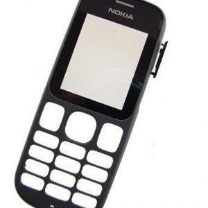 Etupaneeli Nokia 101 musta