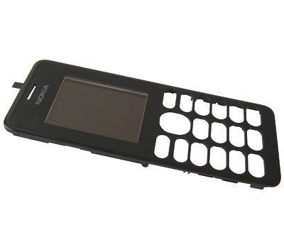 Etupaneeli Nokia 108 dark grey