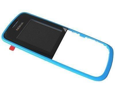 Etupaneeli Nokia 109 cyan