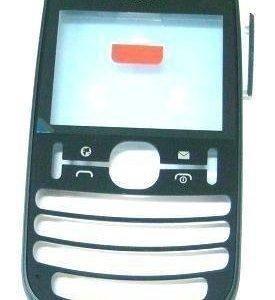 Etupaneeli Nokia 201 matte graphite