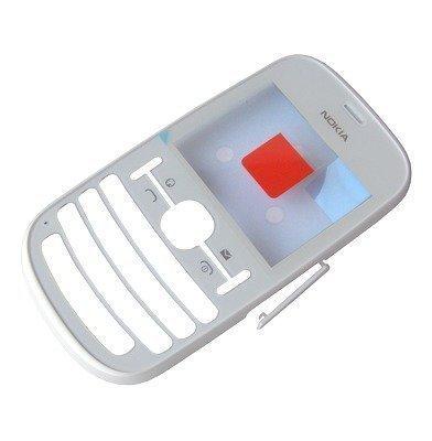 Etupaneeli Nokia 201 valkoinen