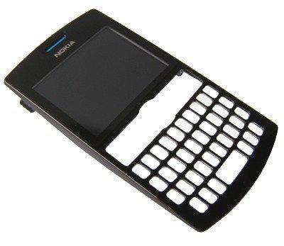 Etupaneeli Nokia 205 Asha/ 205 Asha Dual SIM dark rose