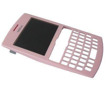 Etupaneeli Nokia 205 Asha/ 205 Asha Dual SIM pink