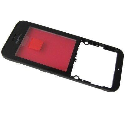 Etupaneeli Nokia 220/ 220 Dual SIM musta